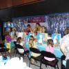 Sydney's Frozen Painting Party