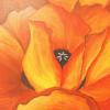 Poppy- 16x20 canvas